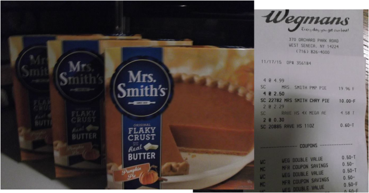 picture regarding Smiths Coupons Printable known as Mrs smith pies discount coupons 2018 / Kohls within just shop printable