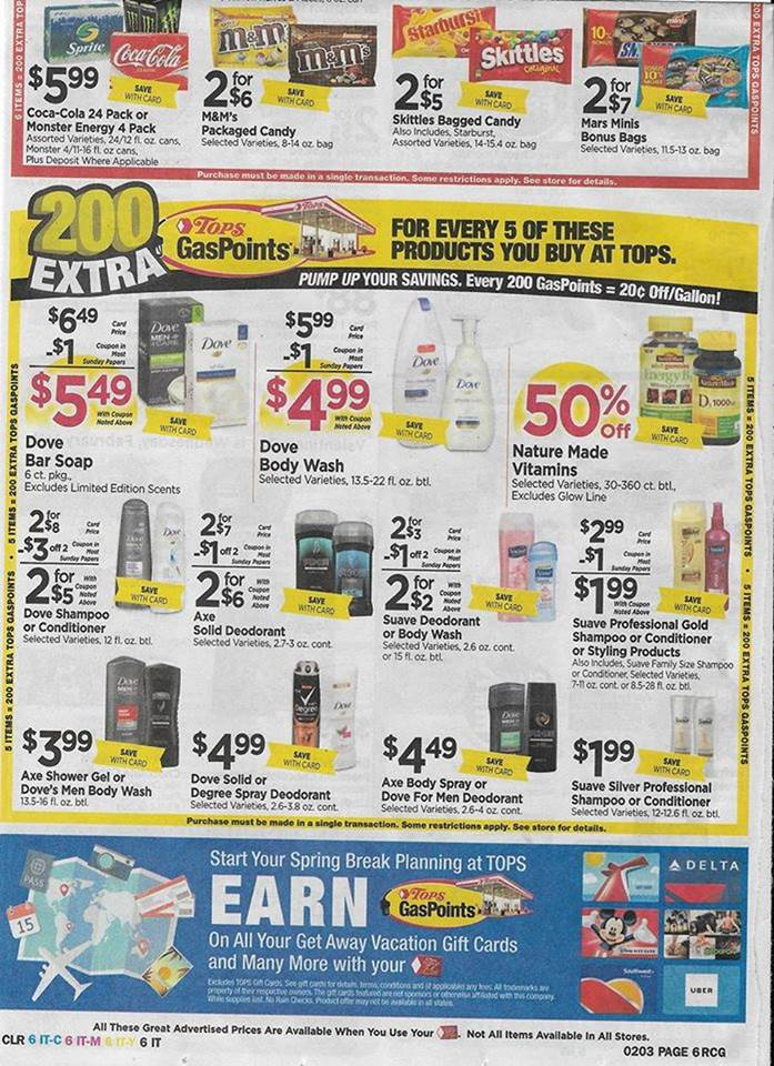 6532d1a77b YAY new printable coupons are out now to go with our buy 5 gas box CLIP ALL  of them CLICK HERE full box below