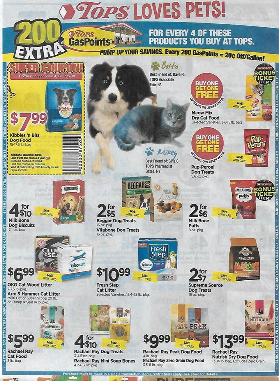 image relating to On the Border Printable Coupons identified as Of course!!! A further Gasoline BOX ADDITION!!! Tops Consumers Fresh