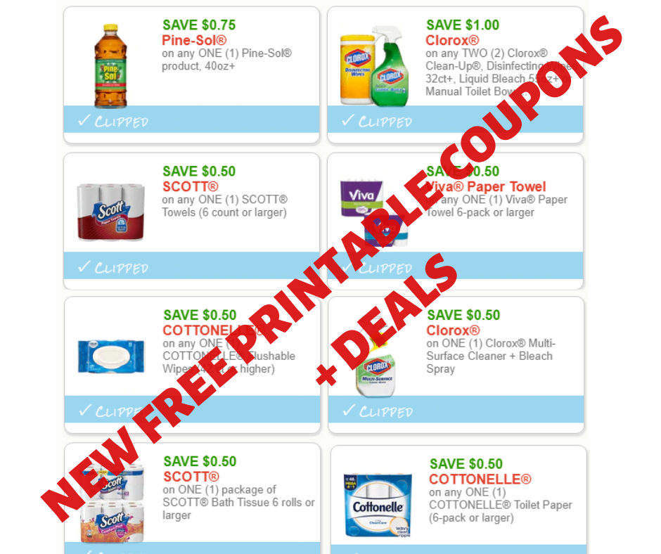 graphic regarding Cottonelle Coupons Printable named Amazing Contemporary No cost PRINTABLE Discount coupons + Promotions at Tops !!! posting