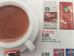 photo regarding Starbucks Coupon Printable called Contemporary Starbucks Printable coupon + Plenty of bargains at Concentration