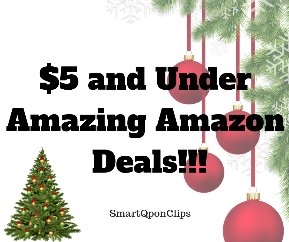 Huge List Of 5 And Under Amazon Deals All Ship Free With Prime Gift Ideas